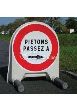 Panneau Céder Le Passage À La Circulation - BK15-M