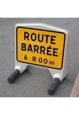 Panneau Route Barrée - KC1-M