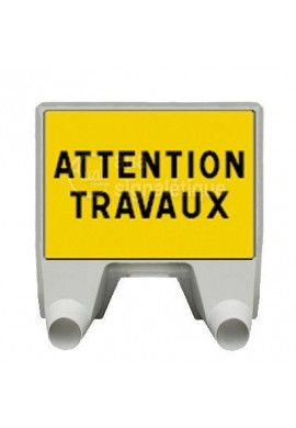 Panneau Attention Travaux - KC1-22P-M