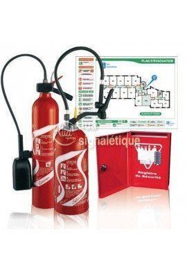 Kit sécurité incendie