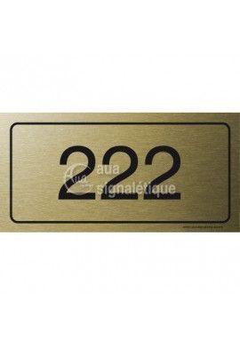 Plaques de porte aua for Numero de chambre