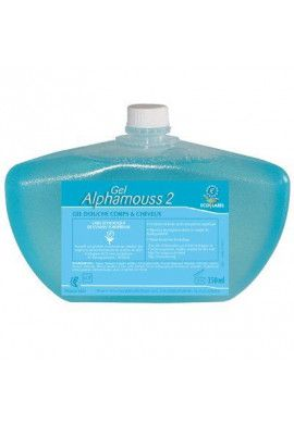 Gel Alphamouss 2 Ecolabel- Flacon de recharge 350ml