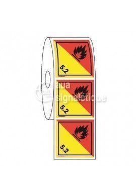 Étiquettes en Bobine - N°5-2