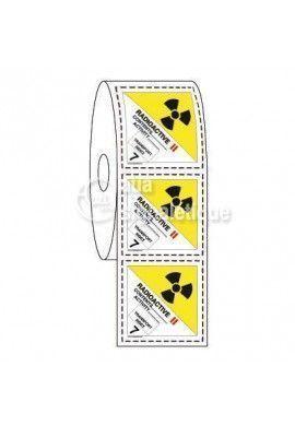 Étiquettes en Bobine - N°7B Radioactive