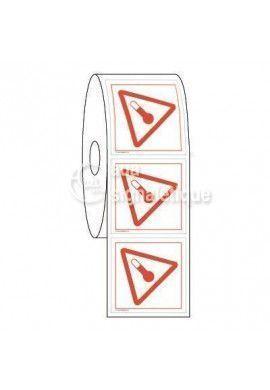 Étiquettes en Bobine - Produits Chauds