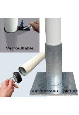 Poteau-cendrier