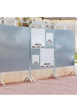 Panneaux électoraux 30 x 30