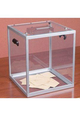 Urnes transparentes