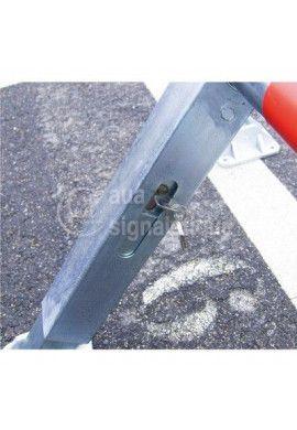 Arceau de parking Stopblock-Clés identiques