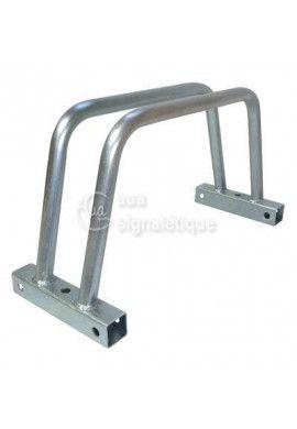 Rack à vélo modulable