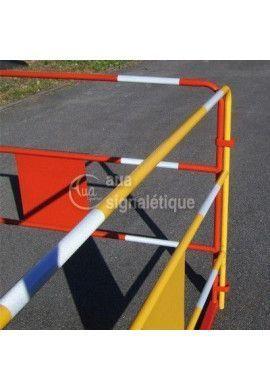 Barrière de chantier - R/B