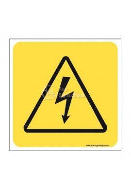 Plaque de porte Armoire électrique