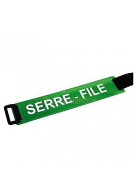 Brassard scratch ajustable - Serre-file