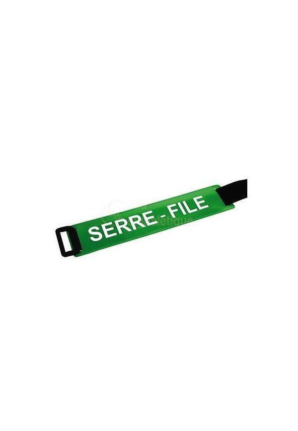 Brassard scratch ajustable - Serre-file