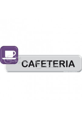 Autocollant VINYLO - Cafétéria