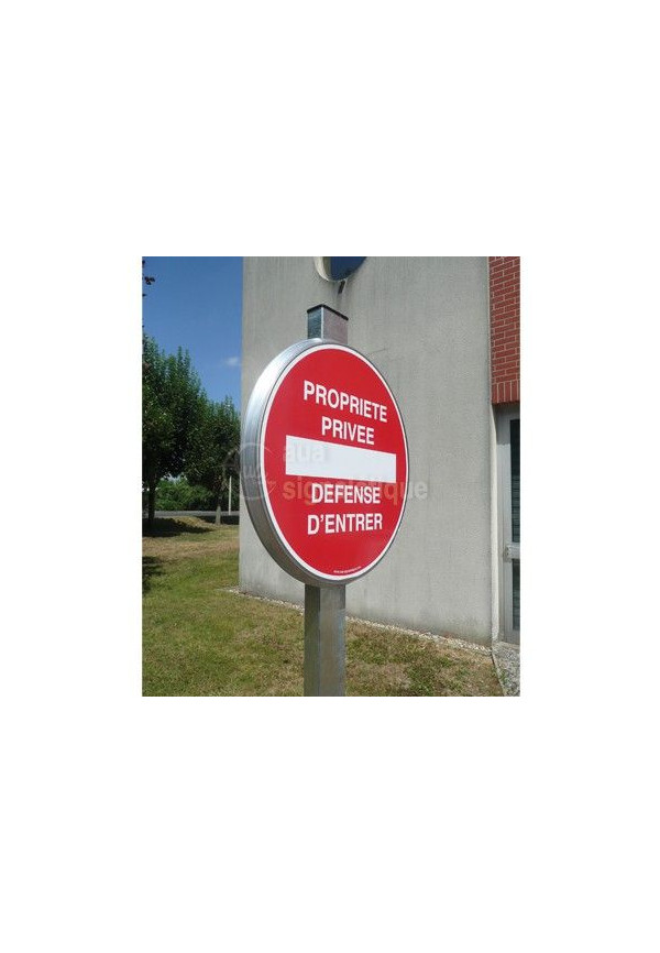Kit Propriété privée