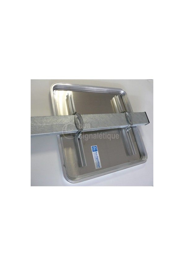 Panneau Sur-Mesure alu type routier rectangle AP