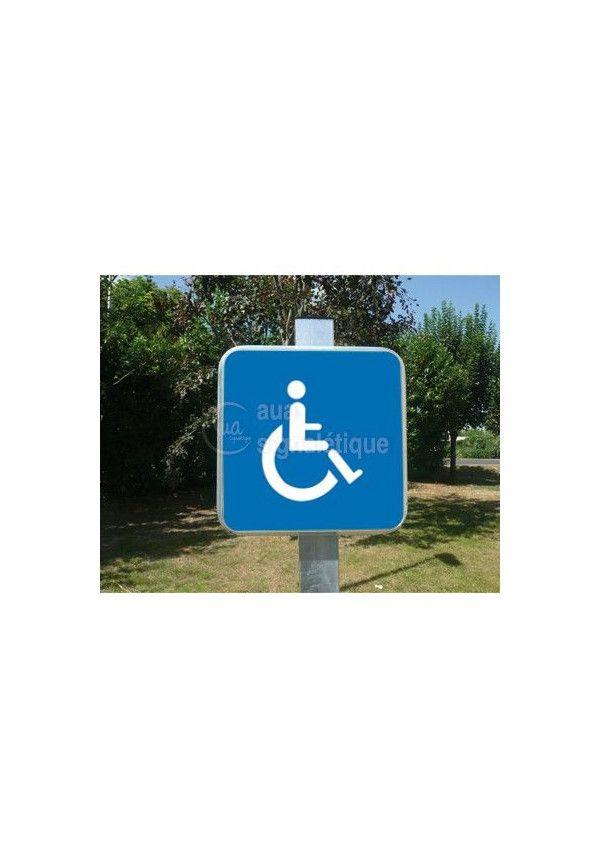 Kit PARKING logo handicapés