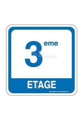 3eme Etage PvcSign