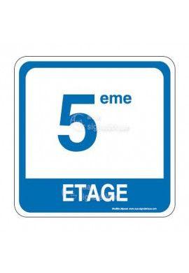 5eme Etage PvcSign