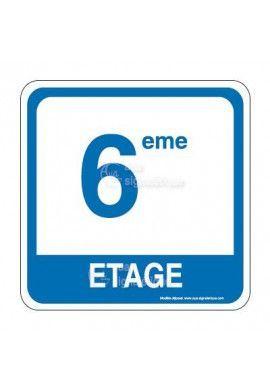 6eme Etage PvcSign