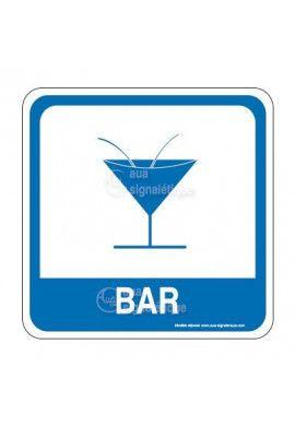 Bar PvcSign