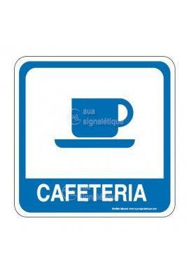 Cafétéria PvcSign