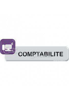 Autocollant VINYLO -  Comptabilité