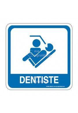 Dentiste PvcSign