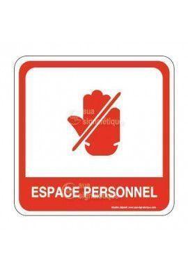 Espace personnel PvcSign