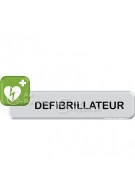 Autocollant VINYLO - Défibrillateur