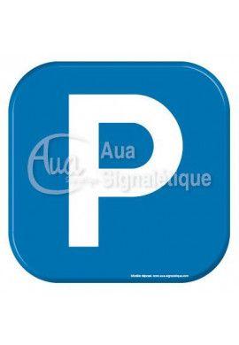 Autocollant Vinylopicto Parking