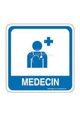 Medecin PvcSign