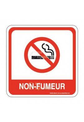 Interdit de fumer PvcSign