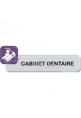 Autocollant VINYLO - Cabinet dentaire