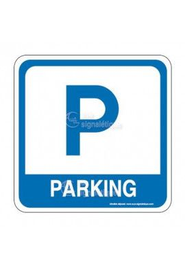 Parking PvcSign