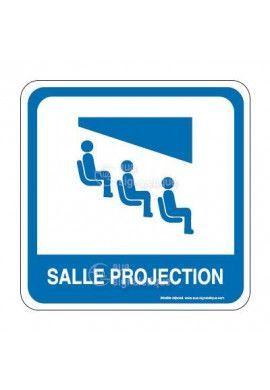 Salle de projection PvcSign