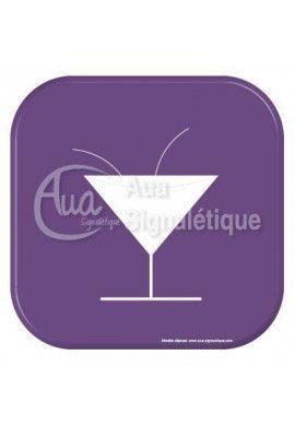 Autocollant Vinylopicto Bar/café