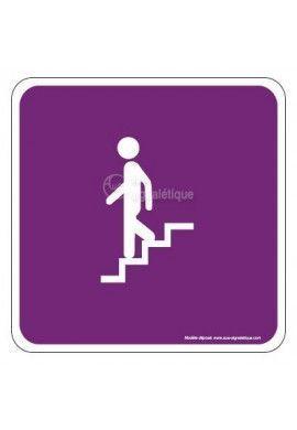 Escalier descendant EuropSign