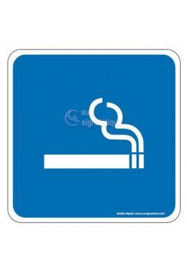 Zone fumeur EuropSign