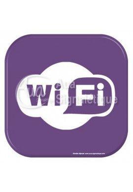 Autocollant Vinylopicto wifi