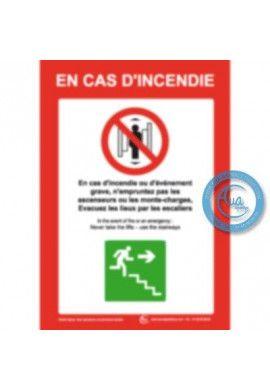 Consignes Norme Ascenseur