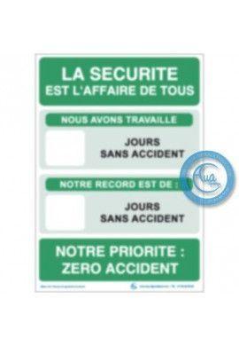 Consignes Objectif Sécurité