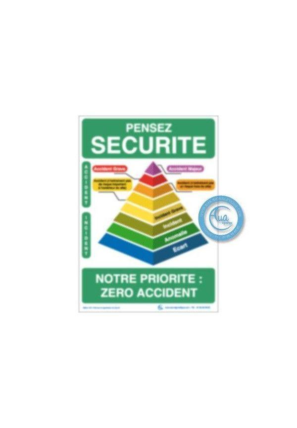 Consignes de Sécurité Pyramide