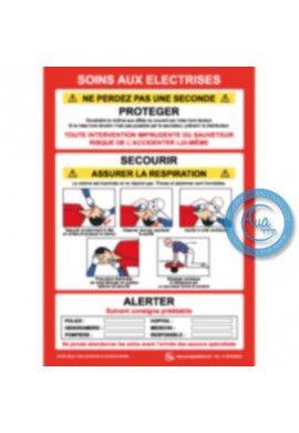 Consignes de sécurité Soins aux Electrisés