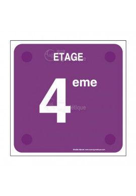 4eme Etage PlexiSign