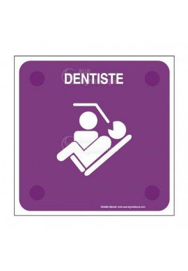 Dentiste PlexiSign