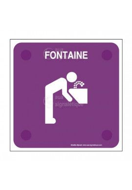Fontaine PlexiSign