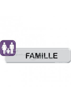 Autocollant VINYLO -Famille