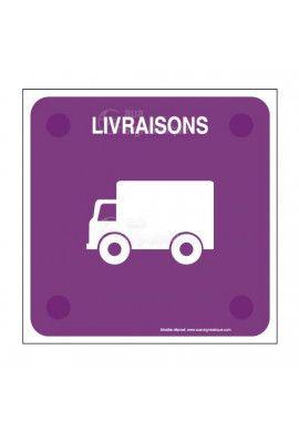 Livraison PlexiSign